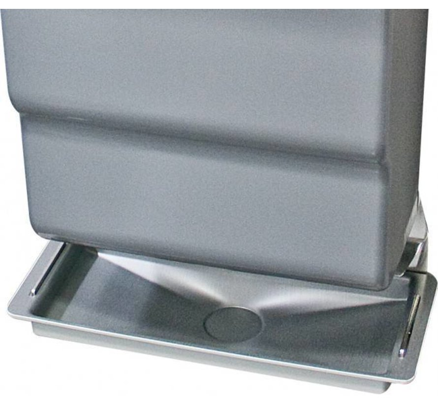 Réservoir de collecte en acier inoxydable Dyson Airblade dB