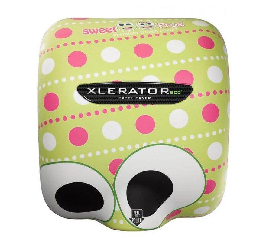 Custom hand dryer