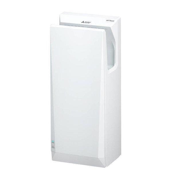 Mitsubishi Jet Towel Slim hand dryer White