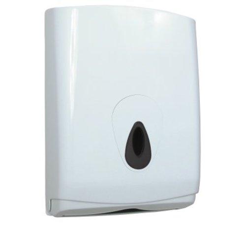 PlastiQline  Handdoekdispenser midi kunststof groot
