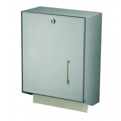 MediQo-line Distributeur d'essuie-mains en aluminium grand