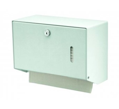 MediQo-line Distributeur d'essuie-mains blanc petit