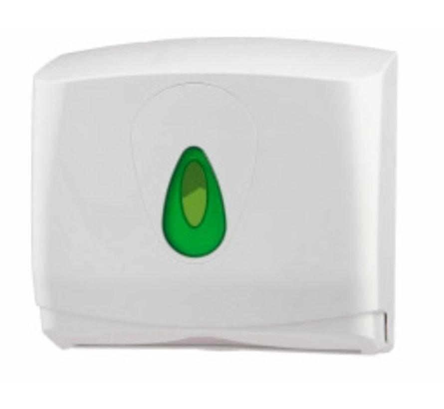 Towel dispenser midi plastic small