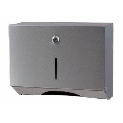 Basicline Handdoekdispenser klein