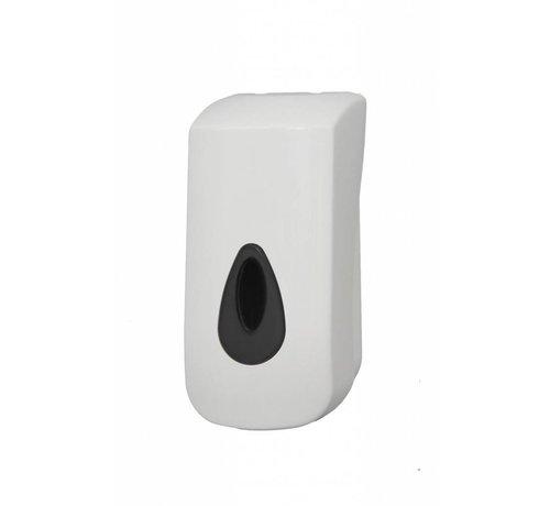 PlastiQline  Distributeur de savon plastique 400 ml rechargeable