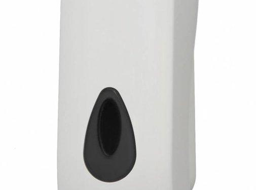 PlastiQline  Zeepdispenser 400 ml kunststof navulbaar