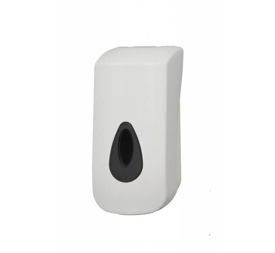 Soap dispenser 400 ml plastic refillable