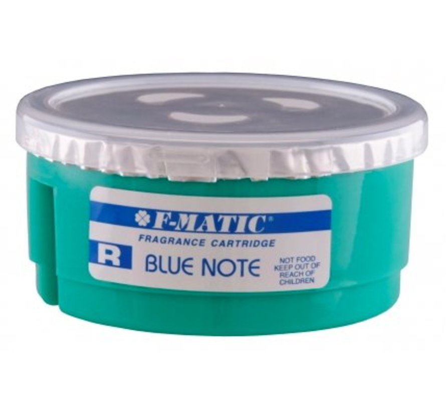 Fragrance jar Blue note