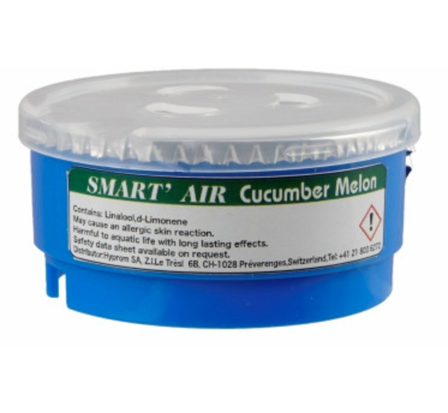Fragrance jar Cucumber-Melon