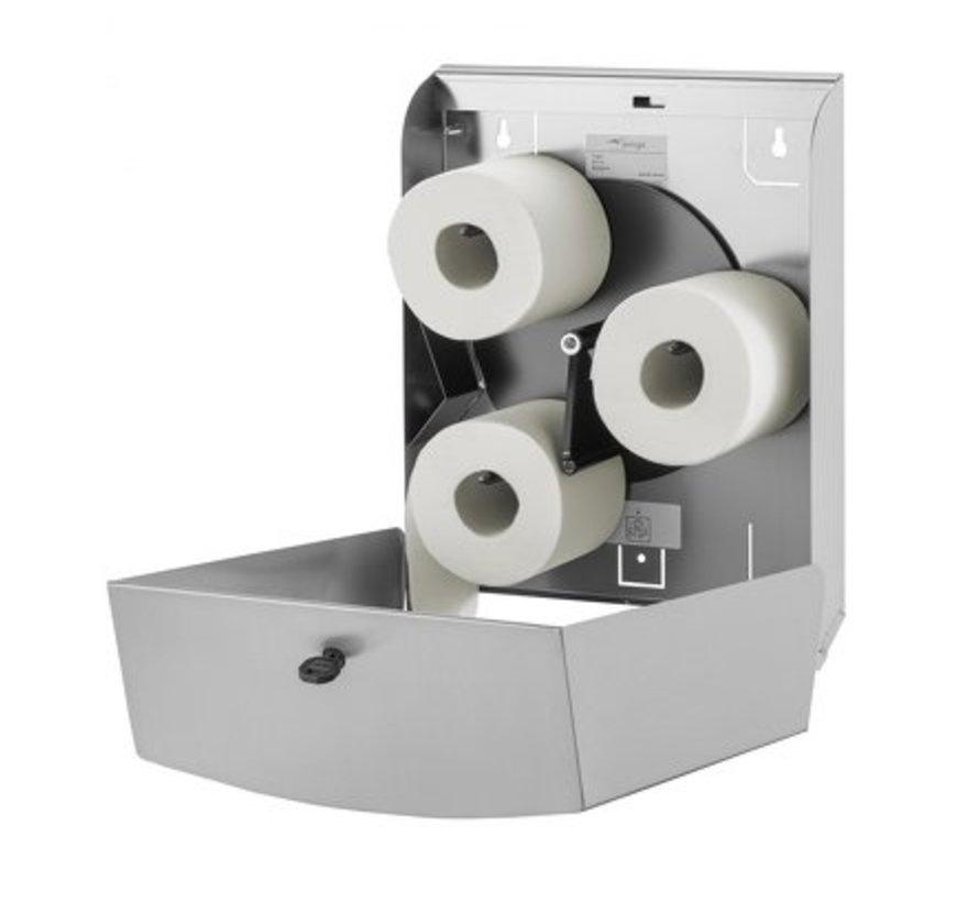 3-roll holder