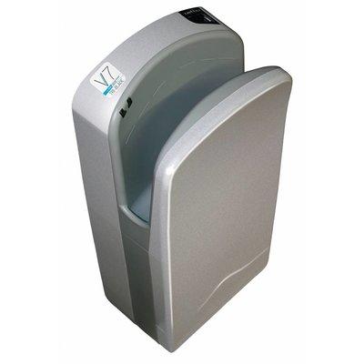 Veltia Tri-Blade Hand Dryer silver