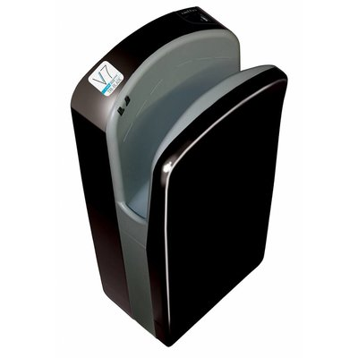 Veltia Tri-Blade Hand Dryer Black