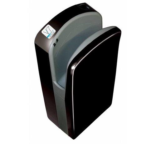 Veltia Tri-Blade Zwart Handdroger