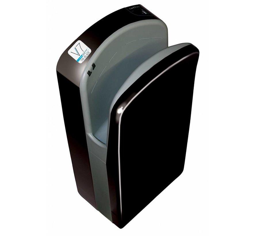 Tri-Blade Zwart Handdroger