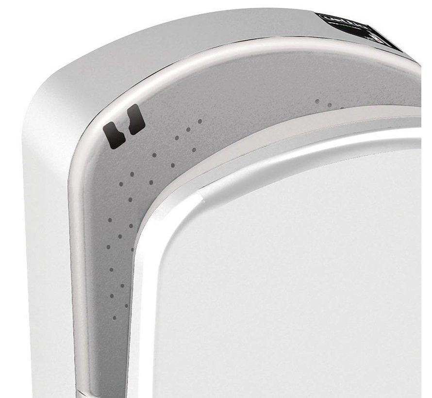 300 V7 Zilver handdroger