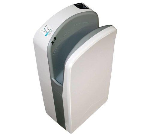 Veltia Tri-Blade Hand Dryer White