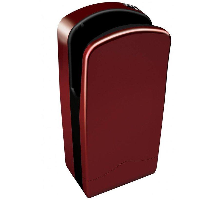 300 V7 hand dryer Bordeaux