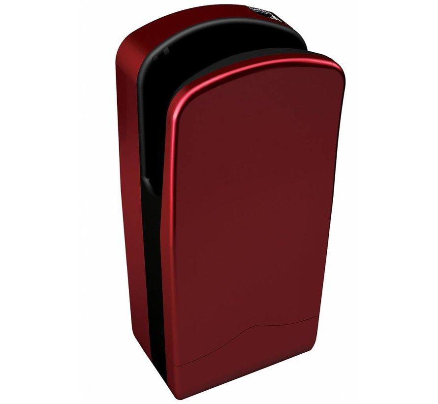 300 V7 hand dryer Cherry Red