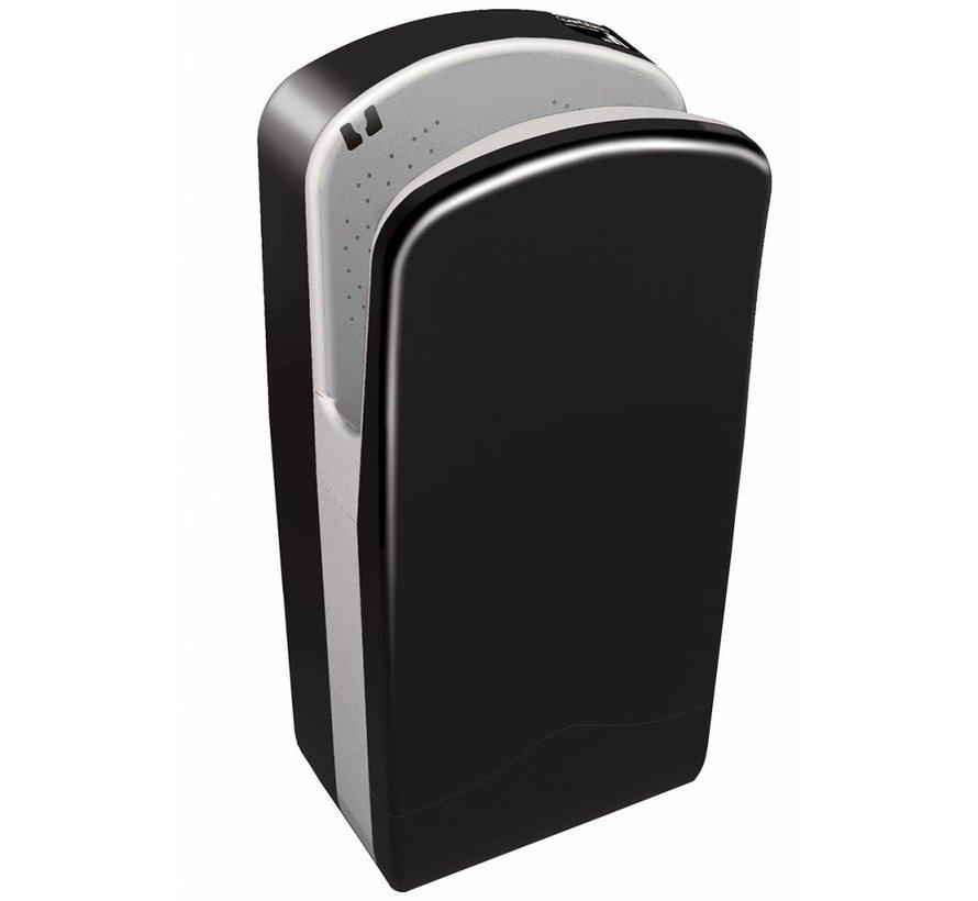 300 V7 Zwart handdroger