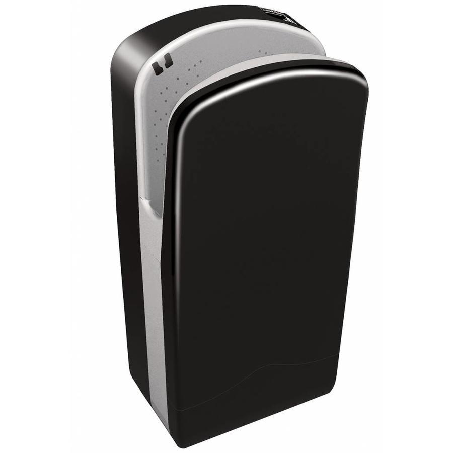 300 V7 Zwart handdroger-1