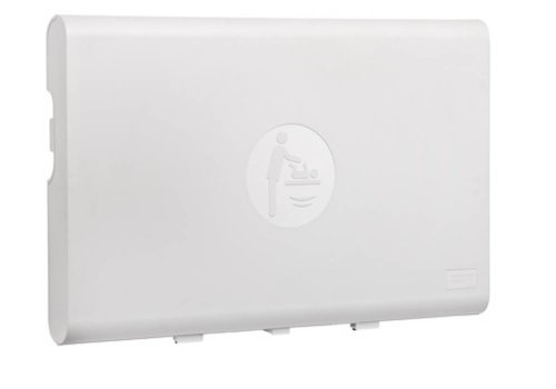 Mediclinics Baby changing table horizontal white
