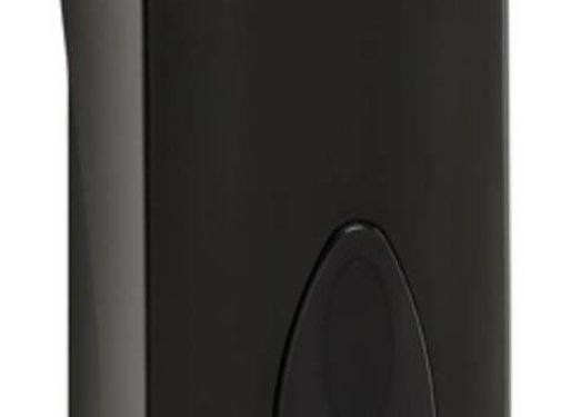 PlastiQline 2020 Soap dispenser 900 ml plastic refillable black