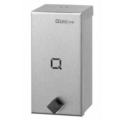 Qbic-line Zeepdispenser 900 ml navulbaar