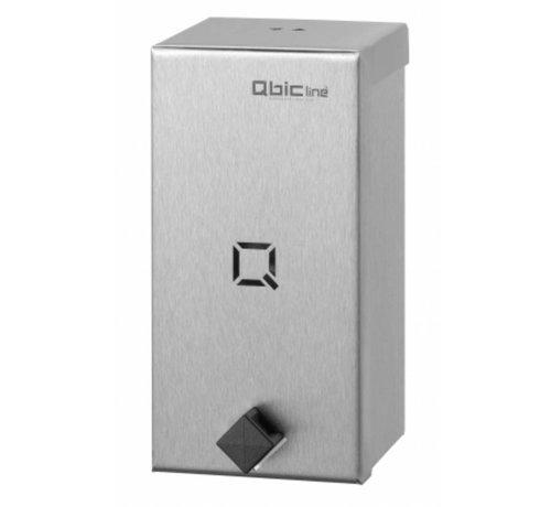 Qbic-line Soap dispenser 900 ml refillable