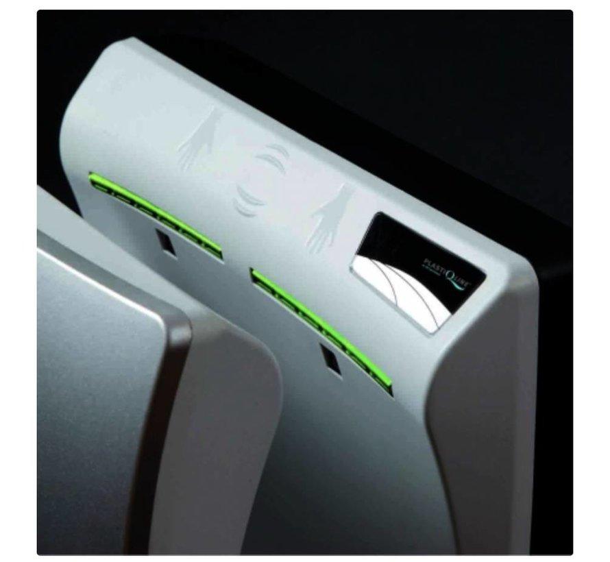Twinflow RVS-look Handdroger