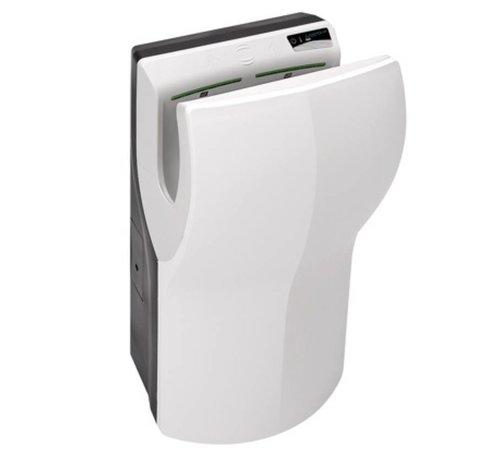 PlastiQline  Sèche-mains en acier inoxydable Twinflow