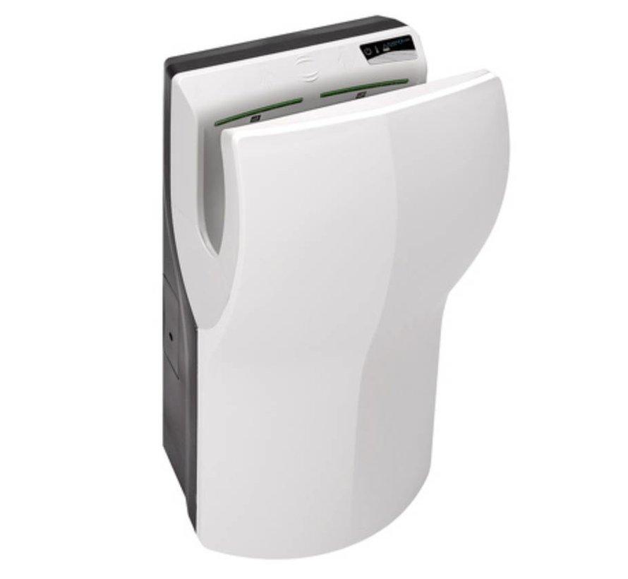 Sèche-mains en acier inoxydable Twinflow