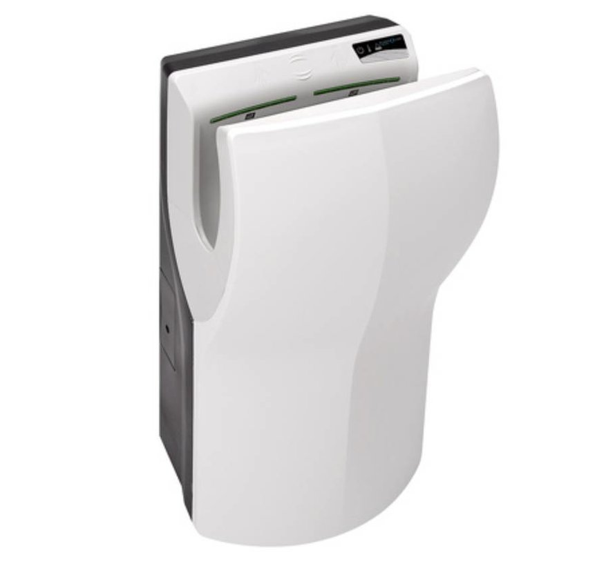 Twinflow stainless steel look Hand dryer