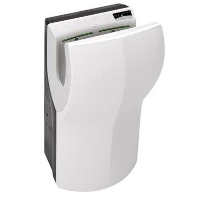 PlastiQline  Twinflow White Hand dryer