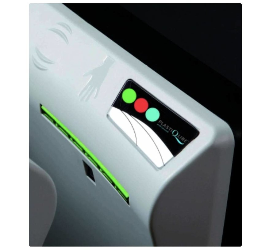 Twinflow Black Hand dryer