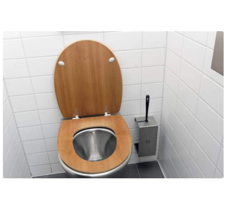 Porte brosse de toilette