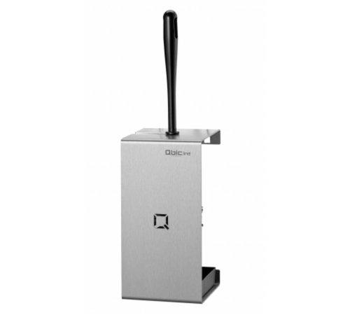 Qbic-line Porte brosse de toilette