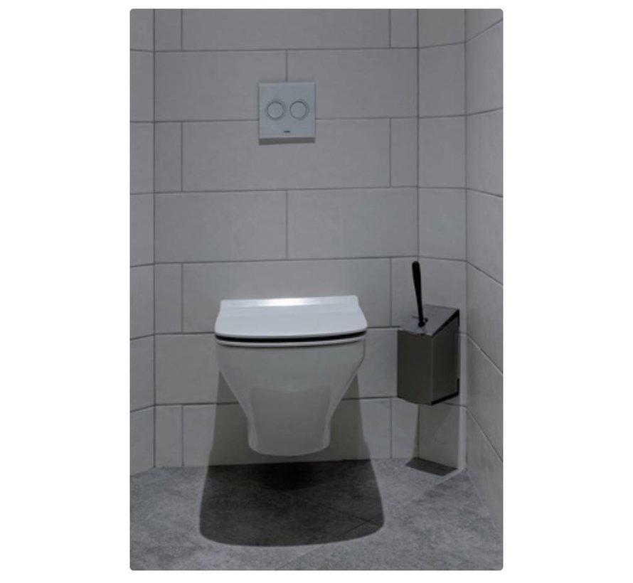 Toiletborstelhouder
