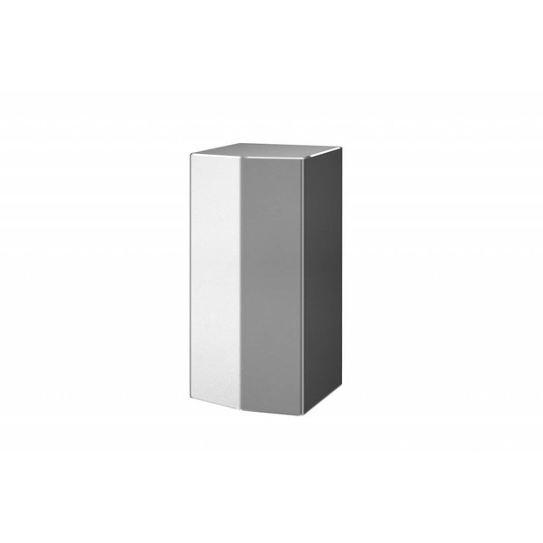 Good Wind Diamond Verticaal Zilver GWHD30