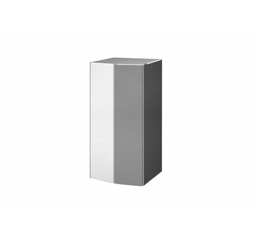 Diamond Verticaal Zilver GWHD30