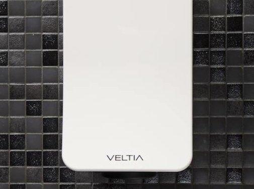Veltia VFusion - Blanc / Argent