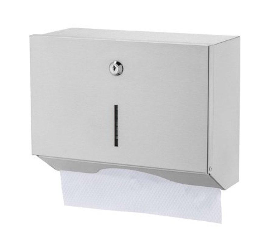 Handdoekdispenser klein