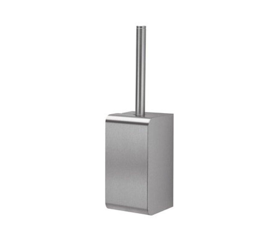 Toilet brush holder stainless steel