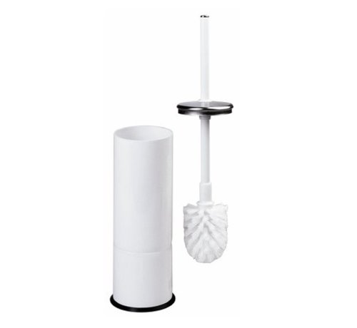 Mediclinics Toilet brush holder white