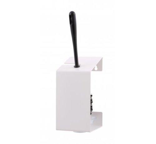 MediQo-line Toiletborstelhouder wit