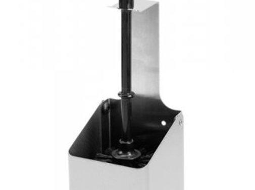 SanTRAL Toilet brush holder open