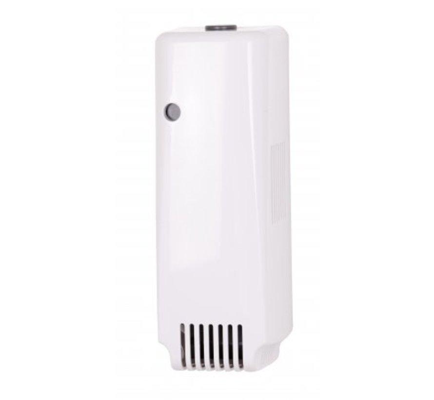 Air freshener plastic white