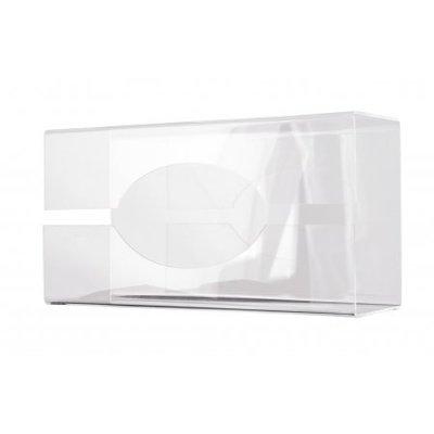 Dutch Bins Glove dispenser transparent large