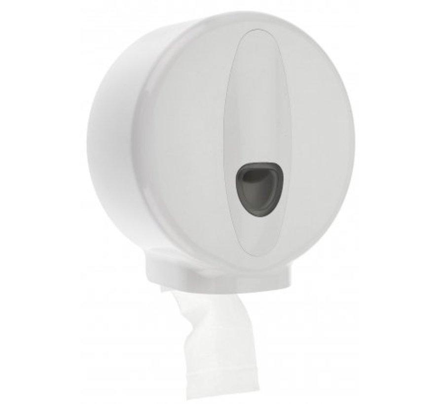 Distributeur géant mini plastique blanc
