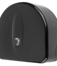 PlastiQline 2020 Jumboroldispenser maxi kunststof zwart