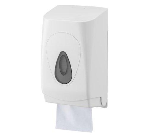 PlastiQline  Distributeur de papier hygiénique en plastique
